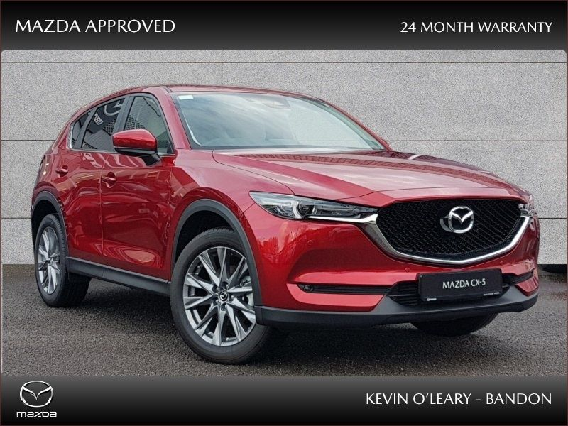 Mazda CX-5 **RED TAG SALE EVENT 10% OFF** 2WD 2.2D (150PS) GT 4DR