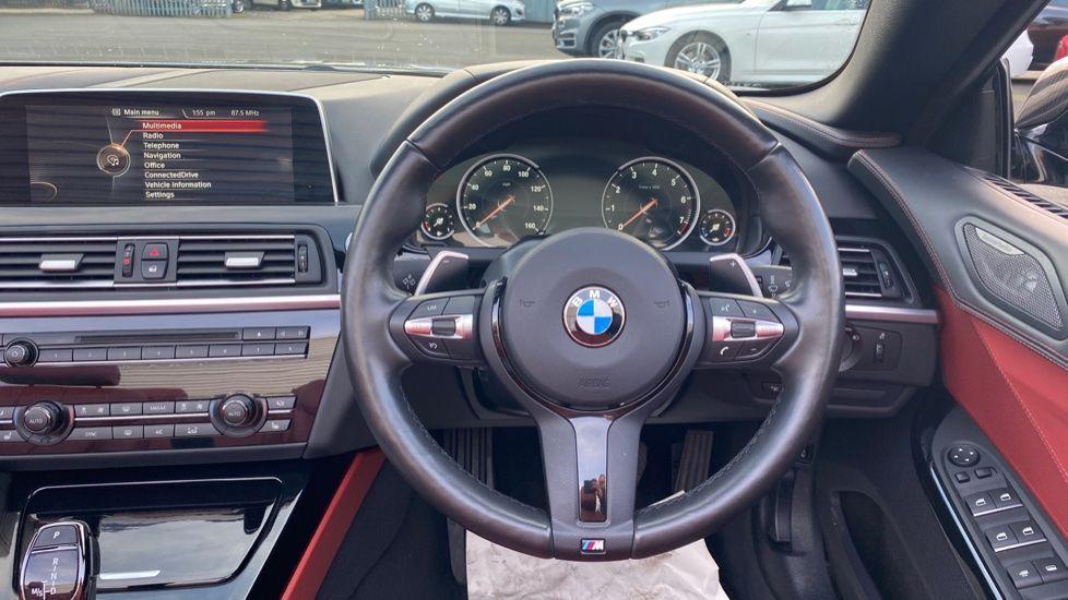Image 8 - BMW 640i M Sport Convertible (LP16YWJ)