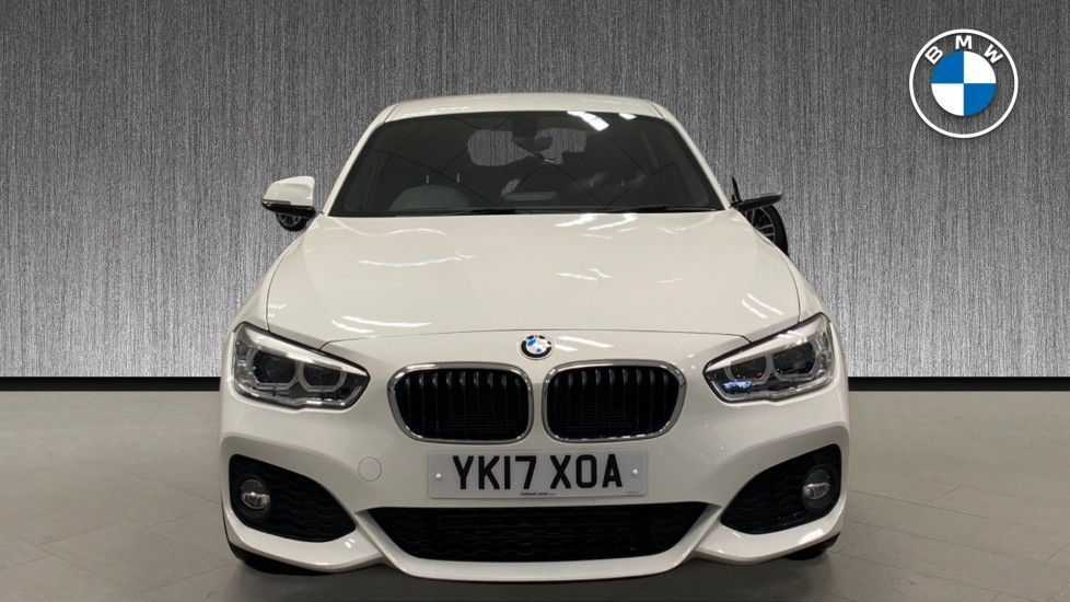 Image 16 - BMW 118i M Sport 5-Door (YK17XOA)