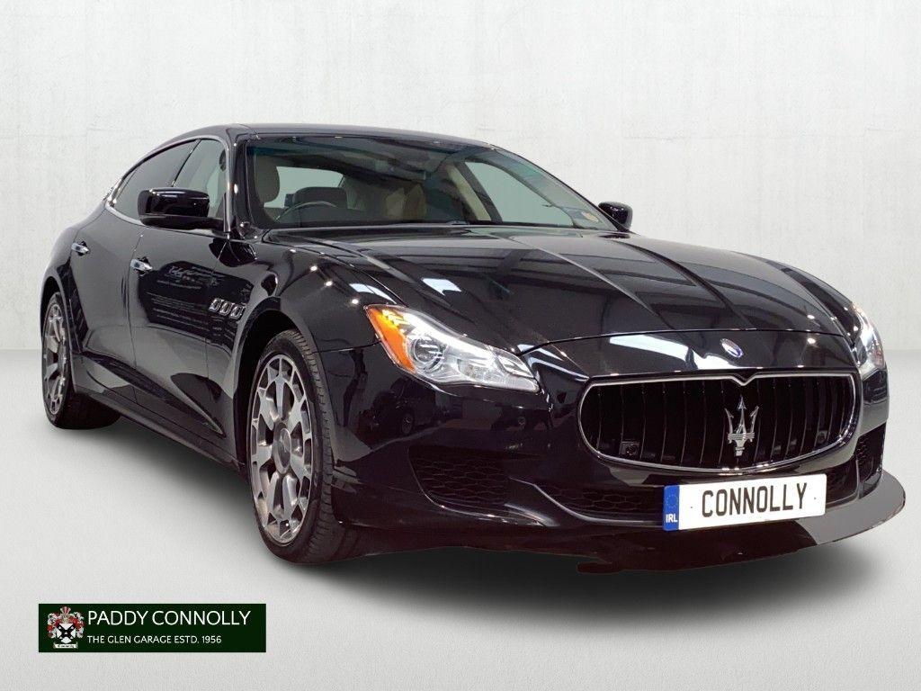 Maserati Quattroporte 3.0 D V6