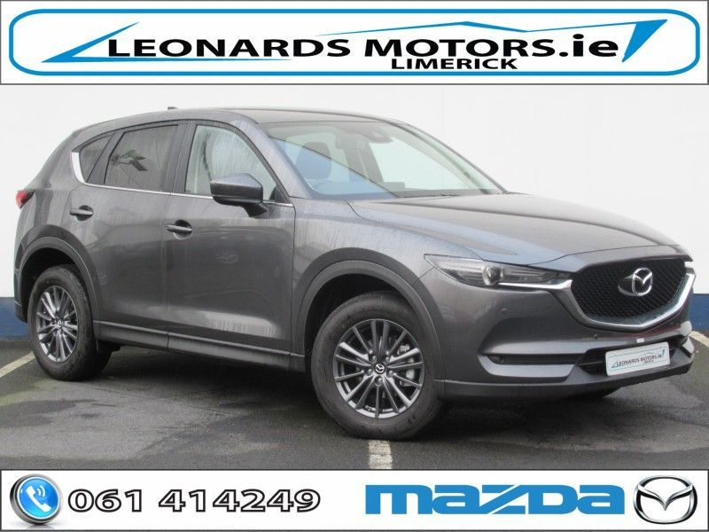Mazda CX-5 2.2D 150PS GS-L