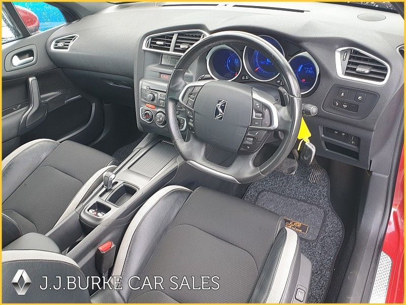 Used Citroen DS4 D Style 1.6 eHDi 115bhp Automatic (2015 (151))