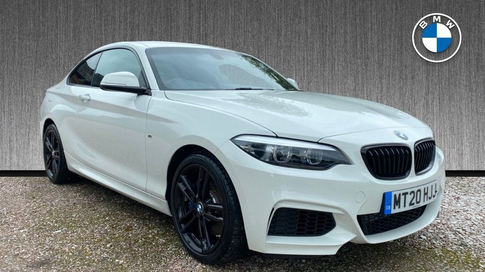 Thumbnail - 1 - BMW 218i M Sport Coupe (MT20HJJ)