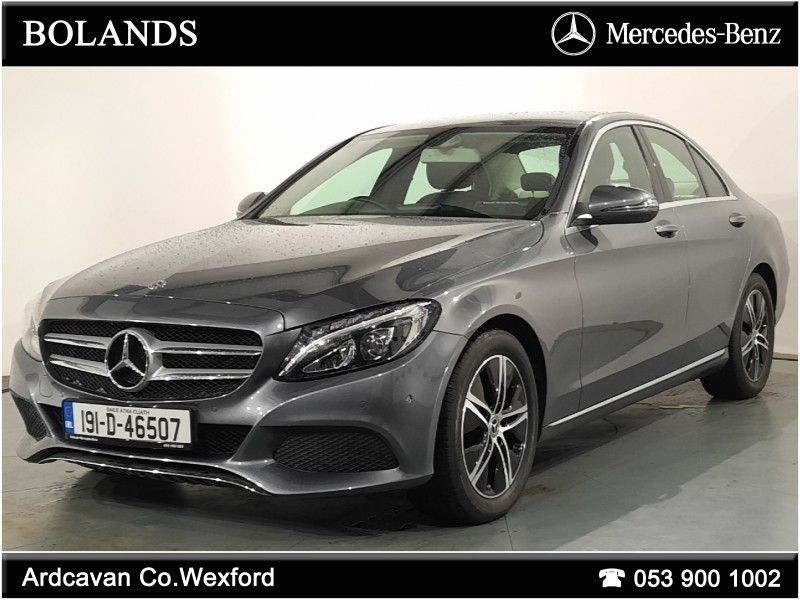 Mercedes-Benz C-Class C220 D SPORT with Parking Pack & Mirror Pack from €495 per month*