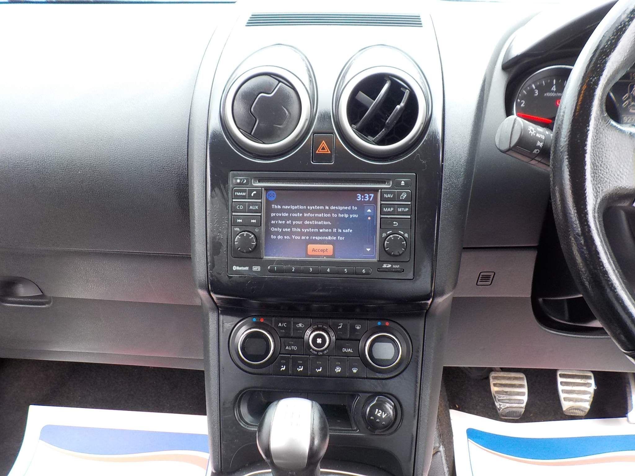 Nissan Qashqai 1.6 n-tec 2WD 5dr