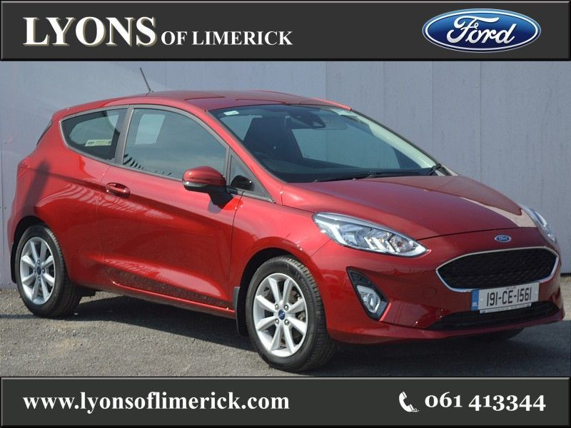 Ford Fiesta 1.1 ZETEC 70PS S6 M5 3dr