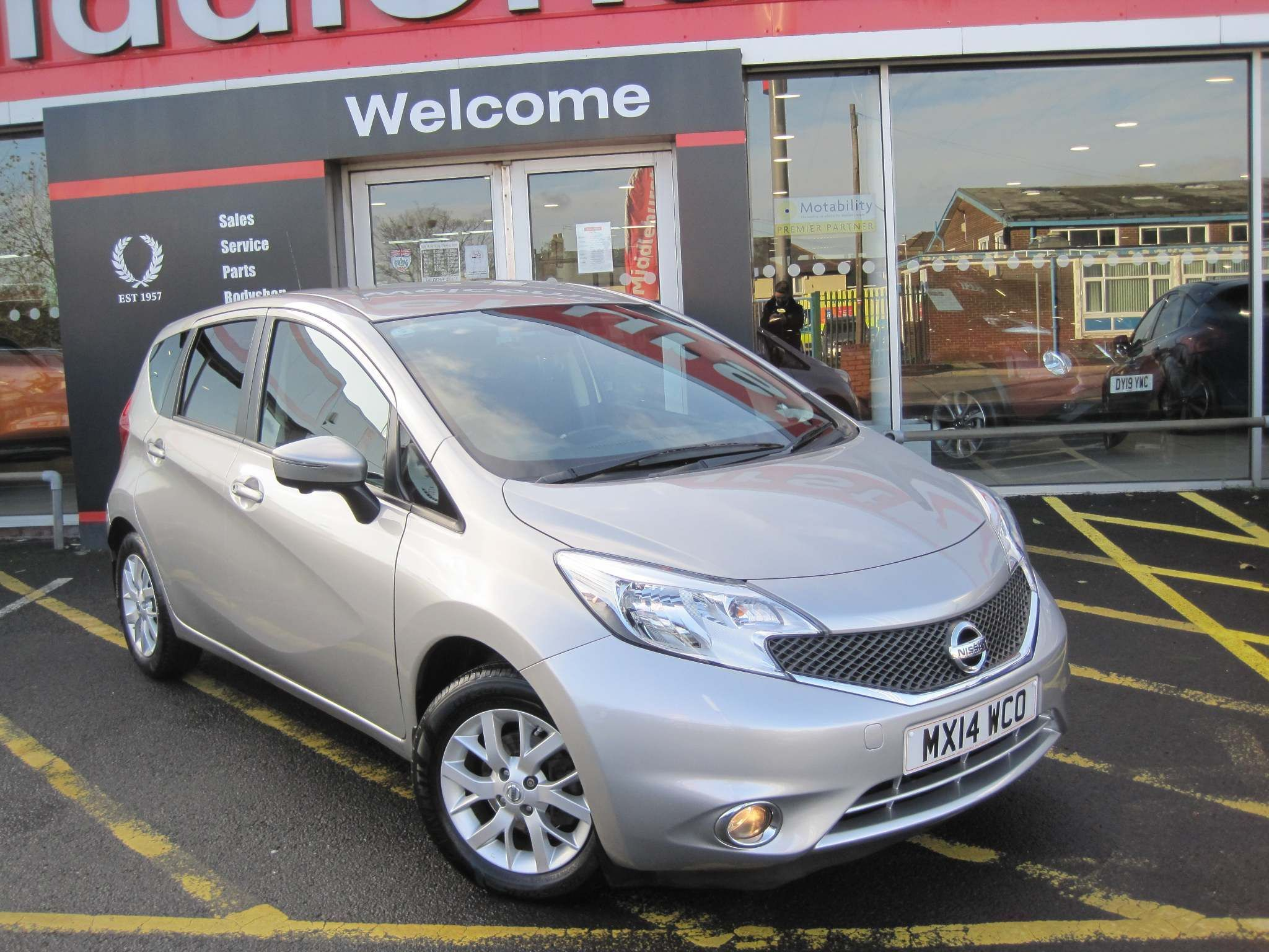 Nissan Note 1.5 dCi Acenta Premium (Safety Pack) 5dr