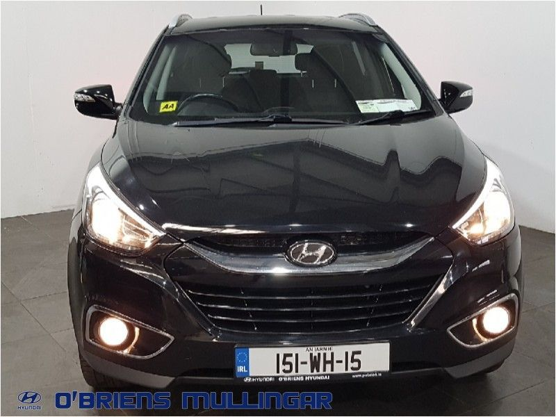 Used Hyundai ix35 1.7 EXECUTIVE 4DR (2015 (151))