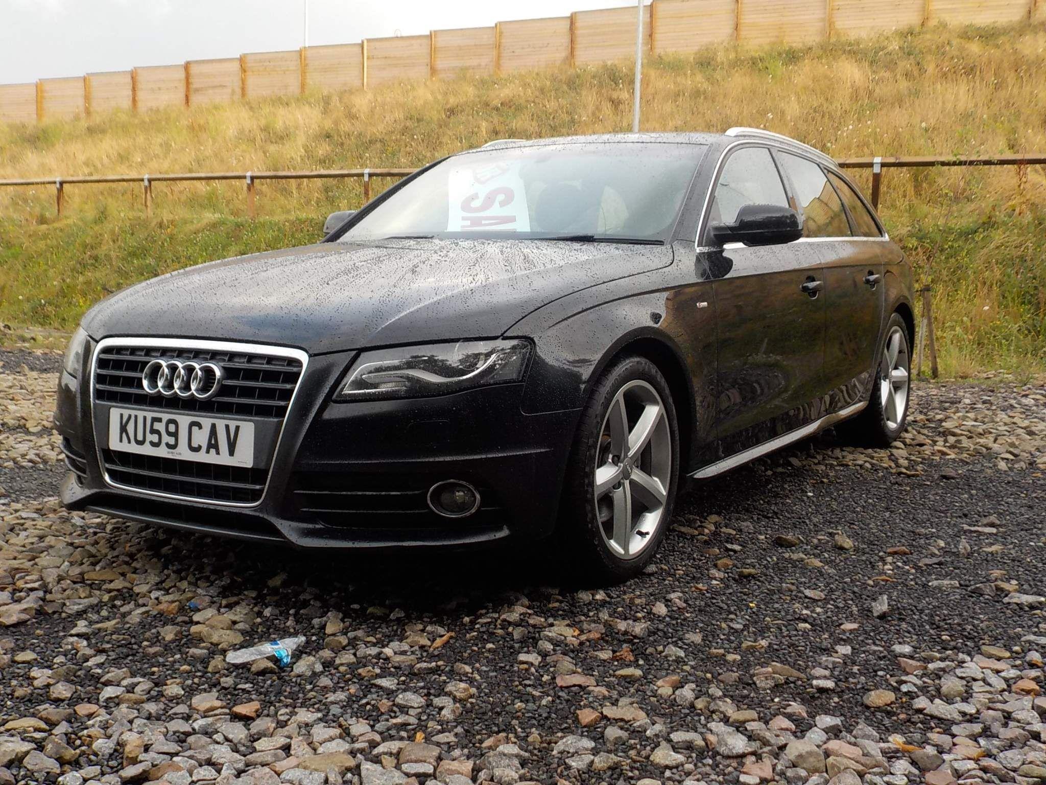 Audi A4 Avant 2.0 TDI S line Avant 5dr