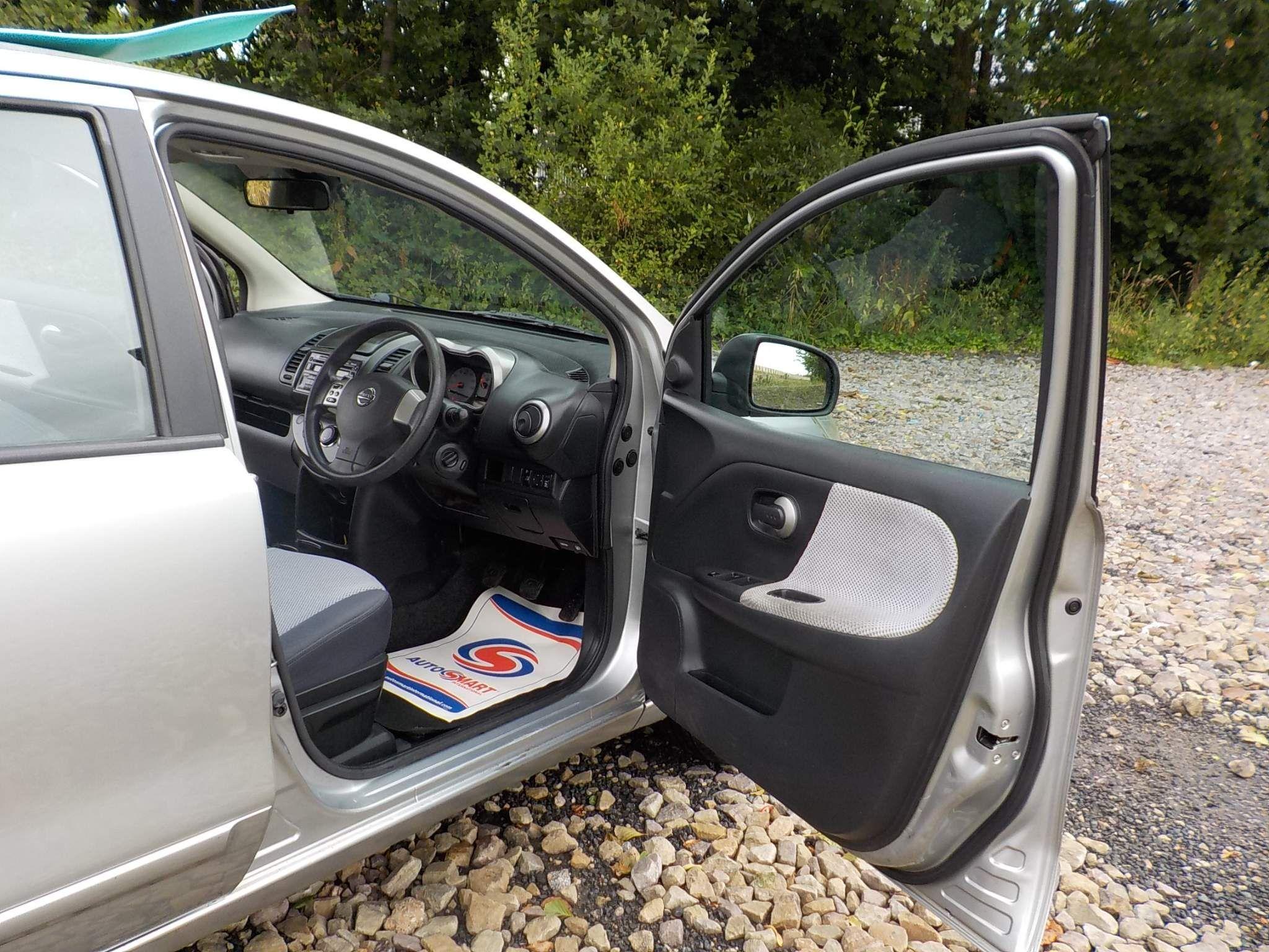 Nissan Note 1.4 16V Acenta S 5dr