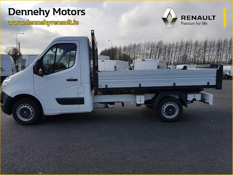 Renault Master Tipper Single Wheel 145 BHP