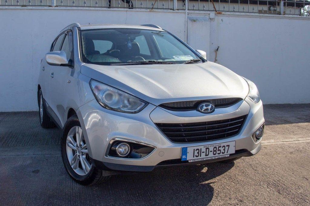 Hyundai ix35 1.7 EXECUTIVE 4DR