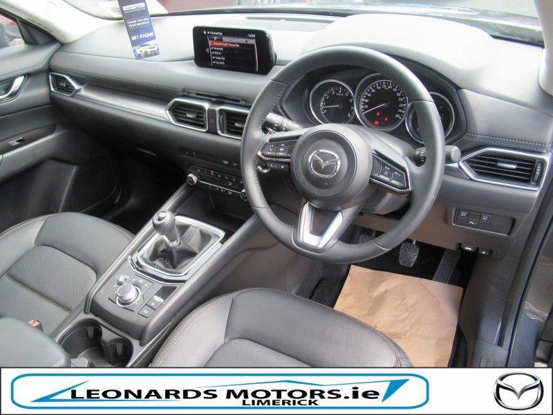 Used Mazda CX-5 2WD 2.0P (165PS) EXEC SE (2018 (181))