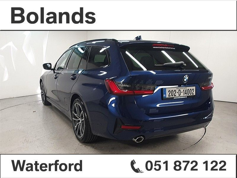 Used BMW 3 Series 318d SPORT TOURING BMW Select From €100 Per Week (2020 (202))