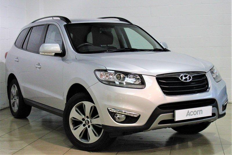 Hyundai Santa Fe PREMIUM CRDI 2.2 5dr