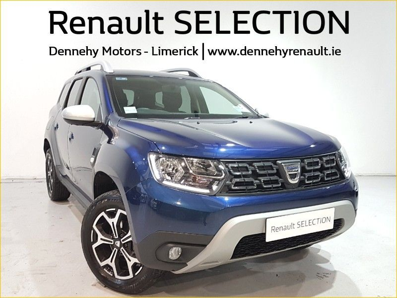 Dacia Duster Prestige *Surround View camera