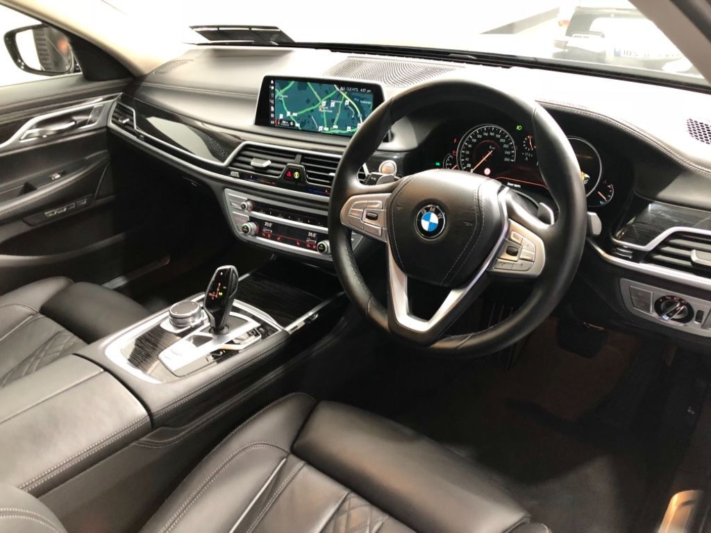 Used BMW 7 Series 730 D AUTO EXCLUSIVE LOW MILEAGE (2019 (191))