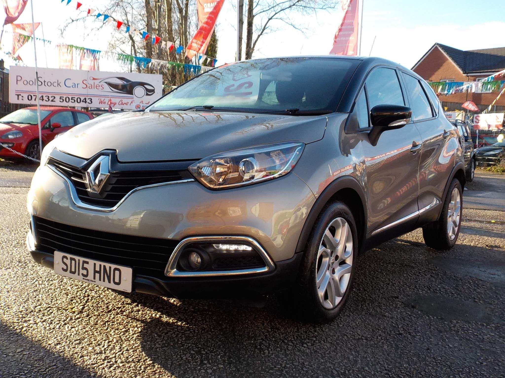 Renault Captur 0.9 TCe ENERGY Dynamique MediaNav (s/s) 5dr