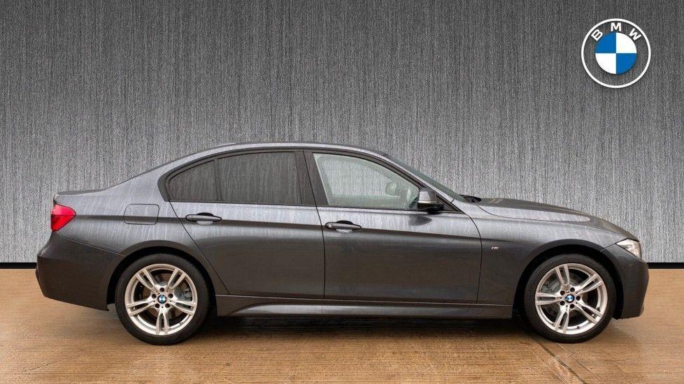 Image 3 - BMW 330d xDrive M Sport Saloon (MJ16GGX)