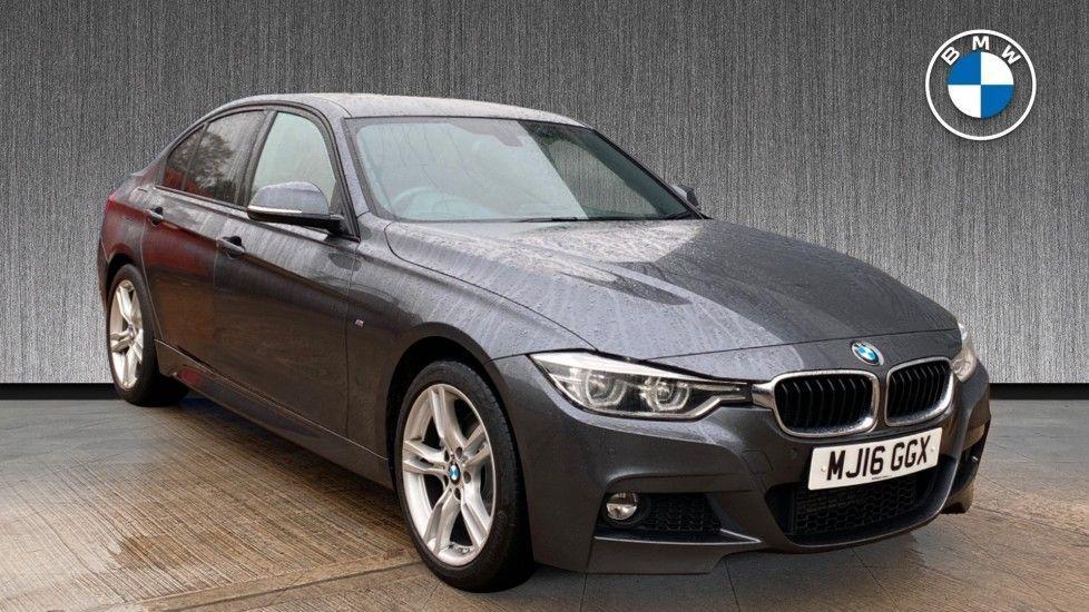 Image 1 - BMW 330d xDrive M Sport Saloon (MJ16GGX)