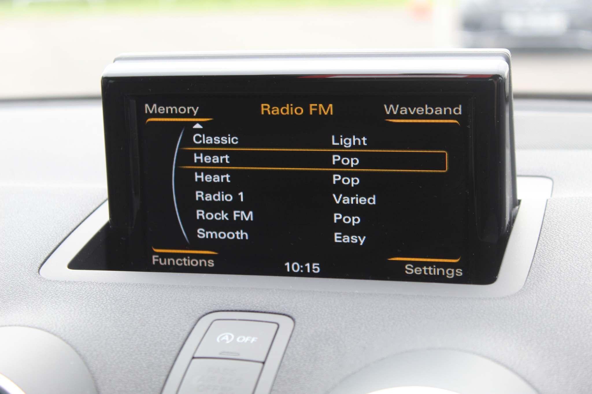 Audi A1 Images
