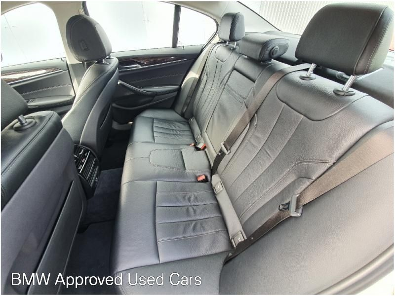 Used BMW 5 Series 520d SE (2018 (181))
