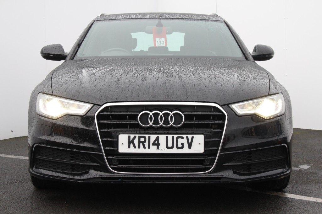 Audi A6 2.0 AVANT TDI ULTRA S LINE 5DR SEMI AUTOMATIC