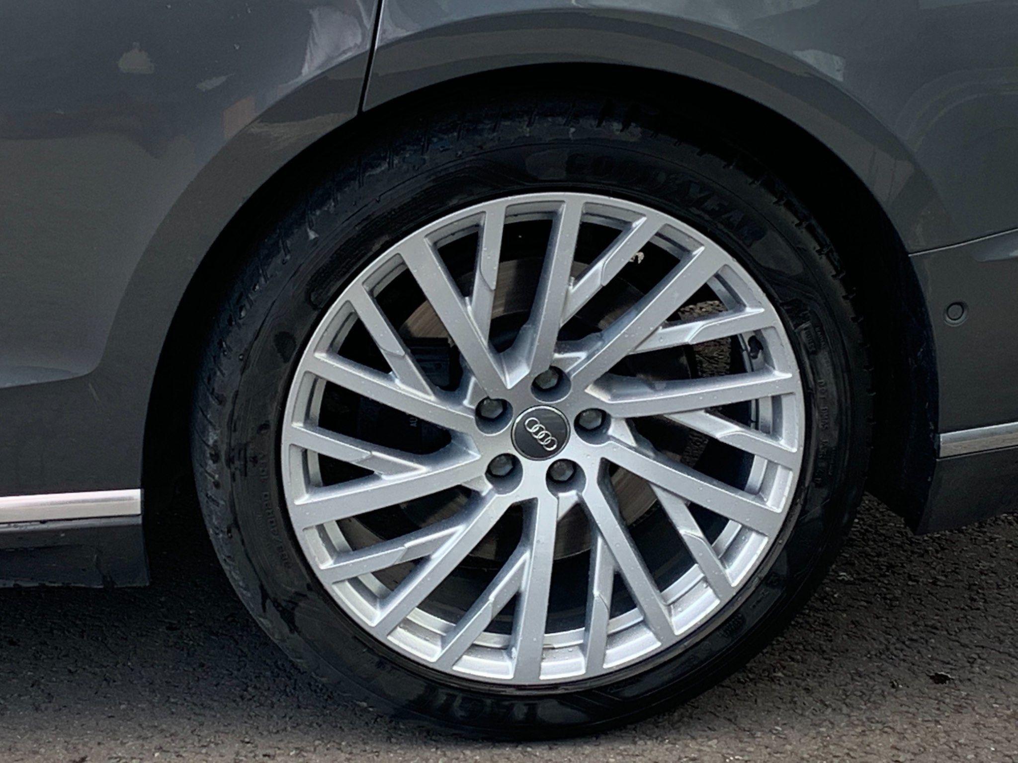 Audi A8 Images