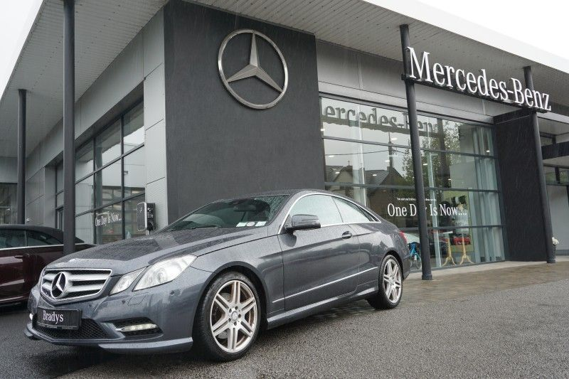 Mercedes-Benz E-Class 250d--AMG Coupe--Stunning Car