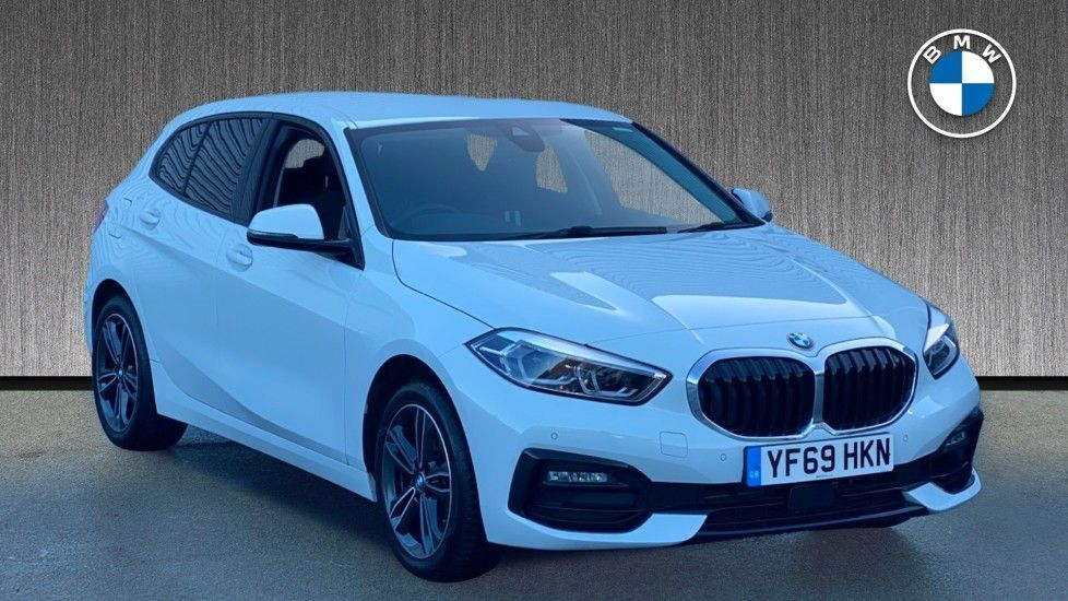 Image 1 - BMW 118i Sport (YF69HKN)