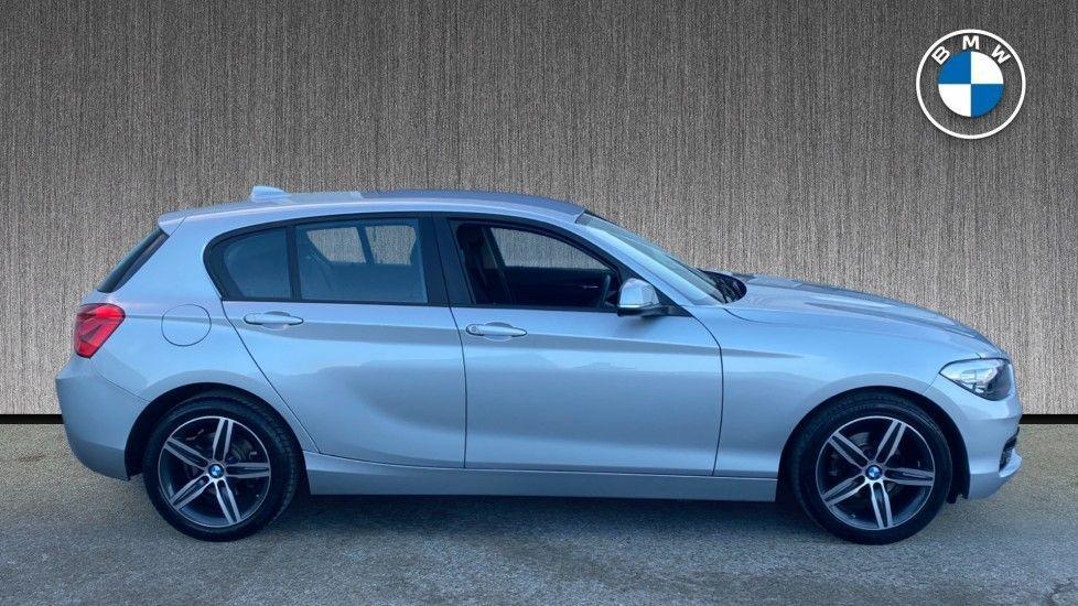 Image 3 - BMW 118i Sport 5-door (ML68OLU)
