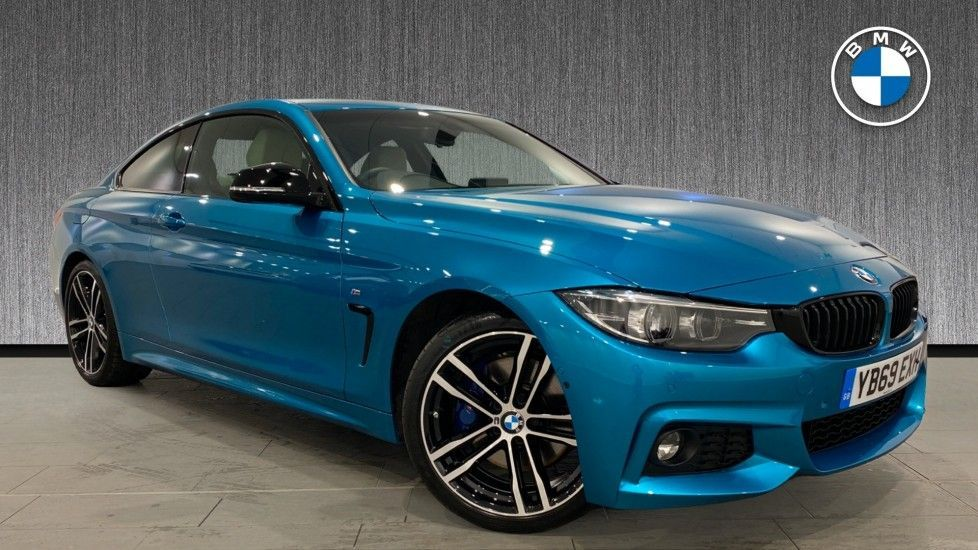 Image 1 - BMW 420i M Sport Coupe (YB69EXH)