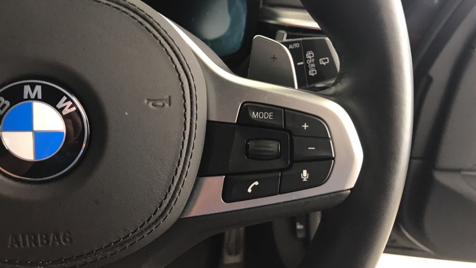 Image 18 - BMW 520d M Sport Touring (YL69UCE)