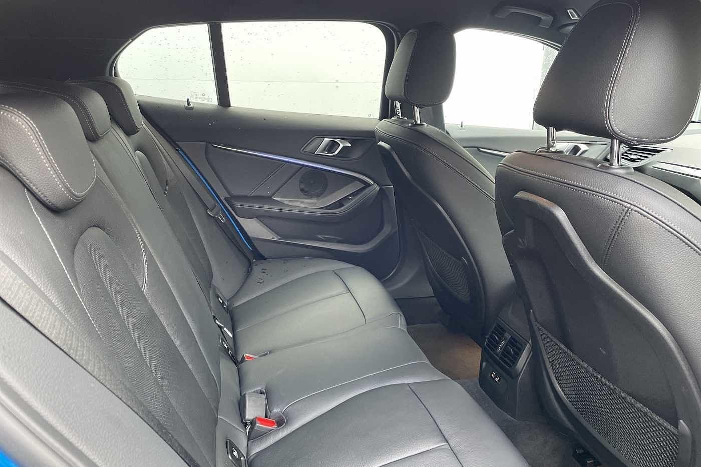 1 Series Hatchback
