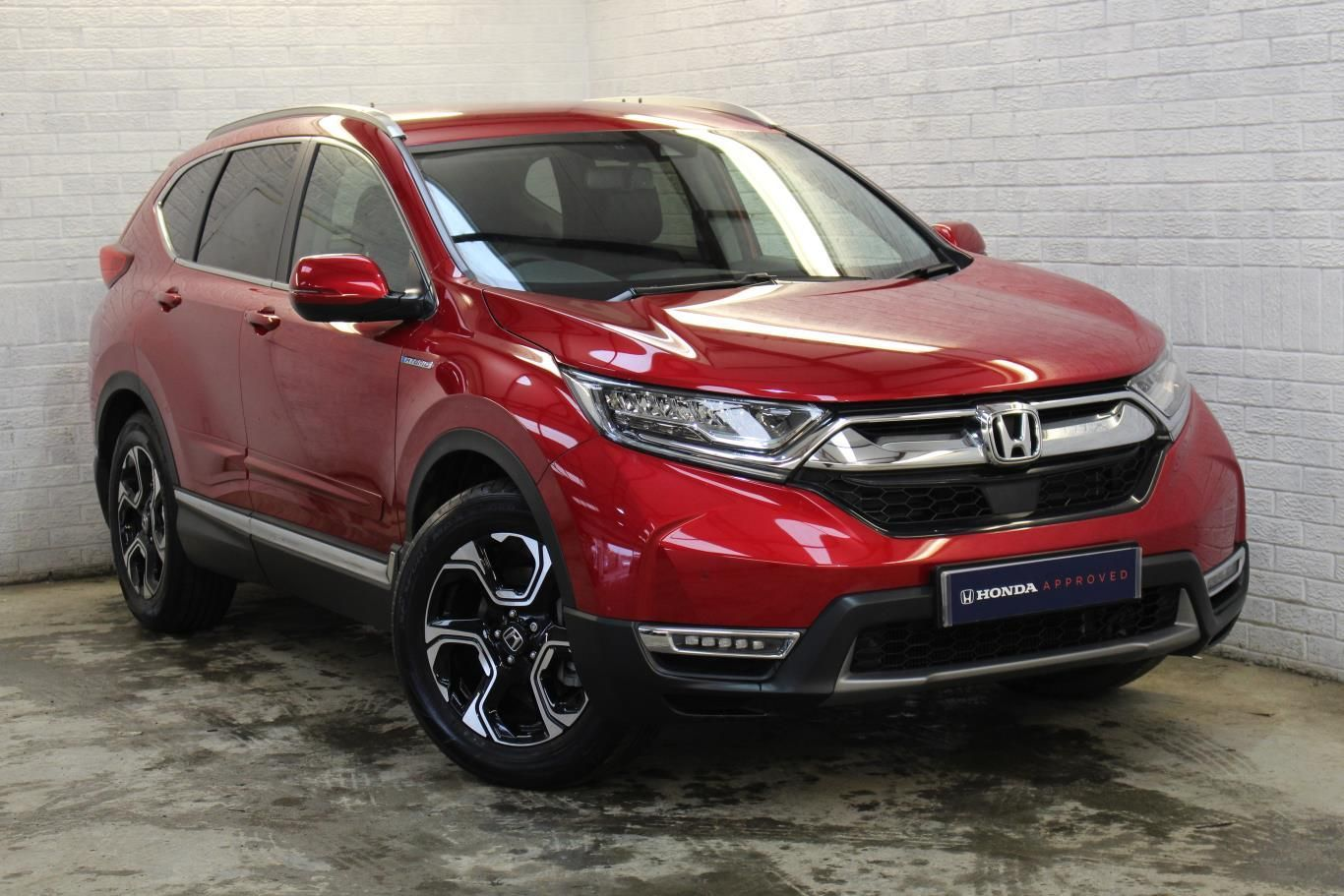 Honda CR-V 2.0 i-MMD Hybrid SR 2WD