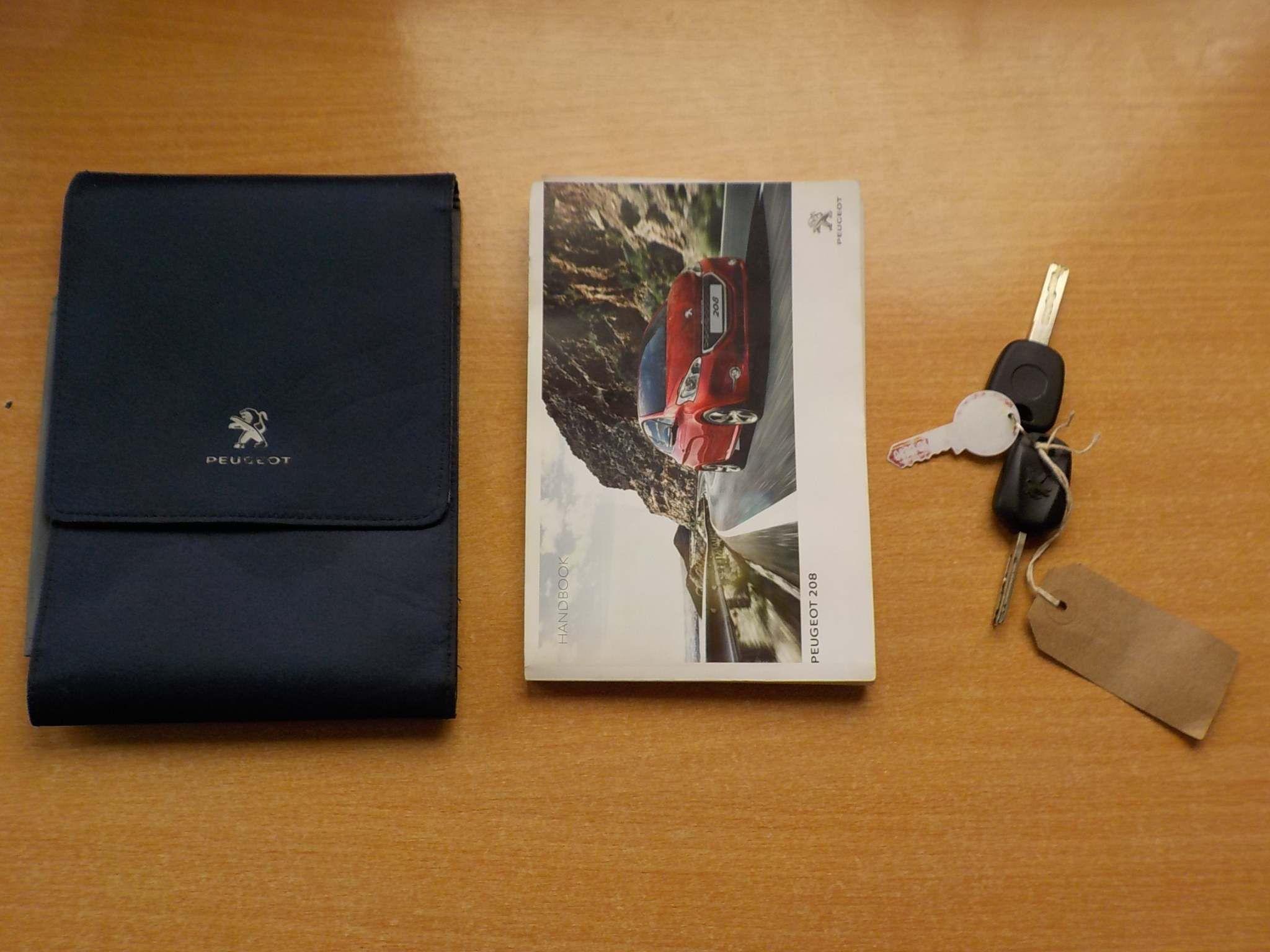 Peugeot 208 1.6 e-HDi FAP Active (s/s) 5dr