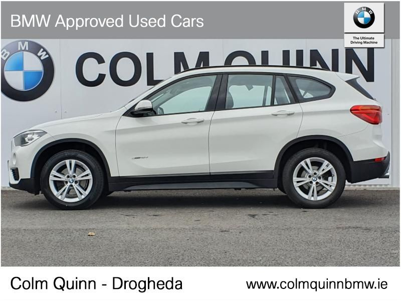 Used BMW X1 S DRIVE 18D (2017 (171))
