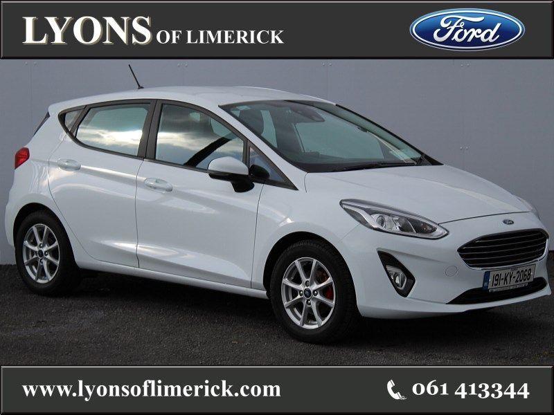 Ford Fiesta TITANIUM. €17850 Less €1000 Minimum Trade-in Allowance = €16850