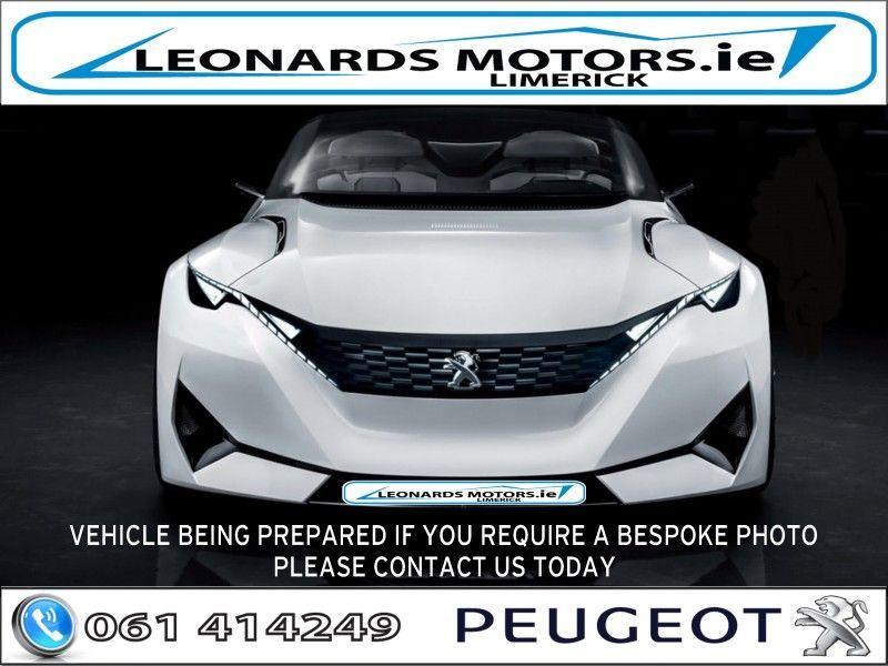 Peugeot Partner 3 SEATER ACTIVE SLIDER 1.5  75BHP 650KG