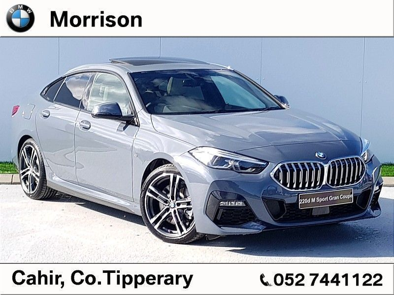 BMW 2 Series 220d M Sport Gran Coupe