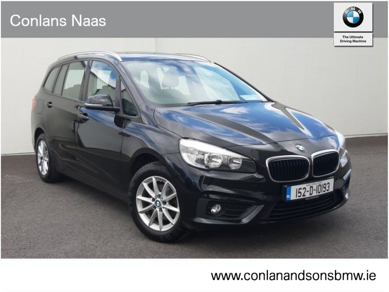 BMW 2 Series 216d SE Gran Tourer Manual