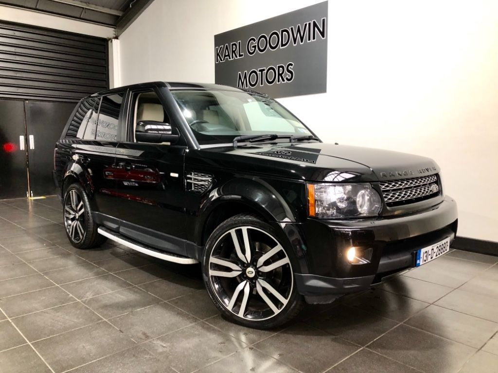 Land Rover Range Rover Sport 3.0 SDV6 HSE LUXURY N1 UTILITY AUTO