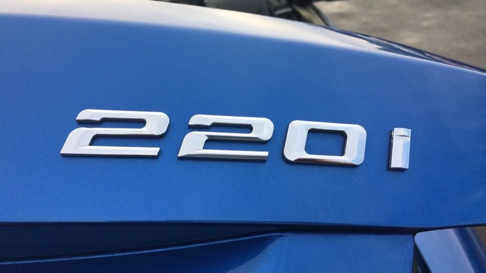Image 22 - BMW 220i M Sport Convertible (LV65RKY)