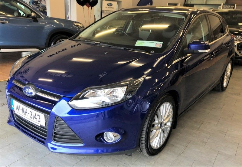 Used Ford Focus 1.6 TDCI ZETEC ECO S/S 1 (2014 (141))