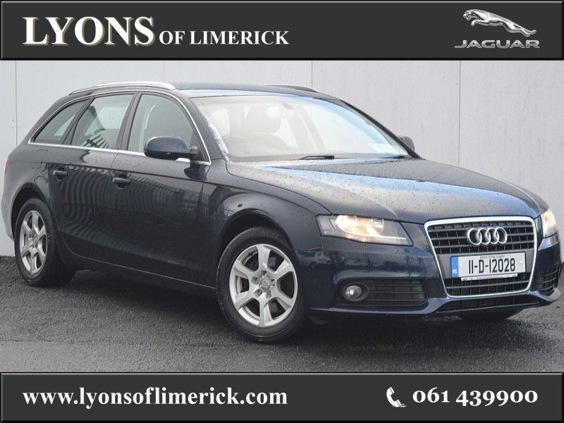 Audi A4 SE 2.0Td 140ps **Contact Adrian on 0863255252**