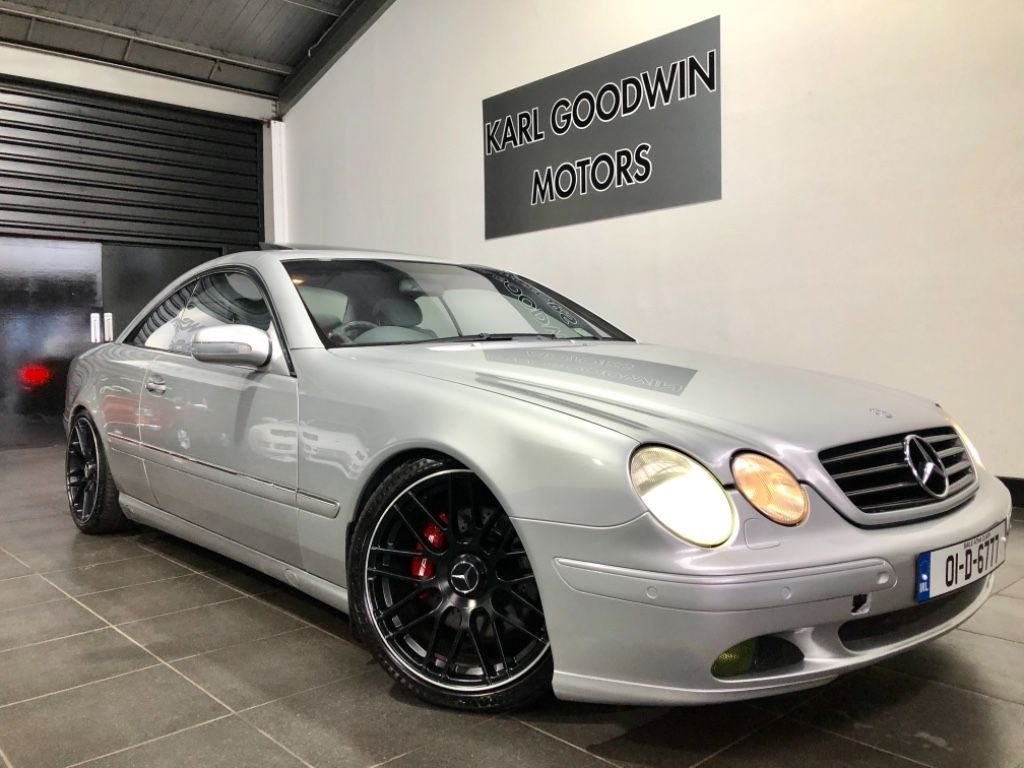 Mercedes-Benz CL-Class 5.0 V8  Coupe Petrol Automatic RWD (306bhp)