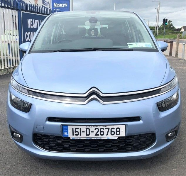 Used Citroen C4 Picasso *FINANCE FROM €56 a WEEK* EHDI115 ETG6 VTR+ 4DR AUTO (2015 (151))