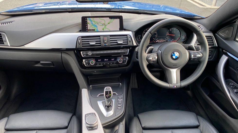 Image 4 - BMW 430d M Sport Gran Coupe (YF69XVR)