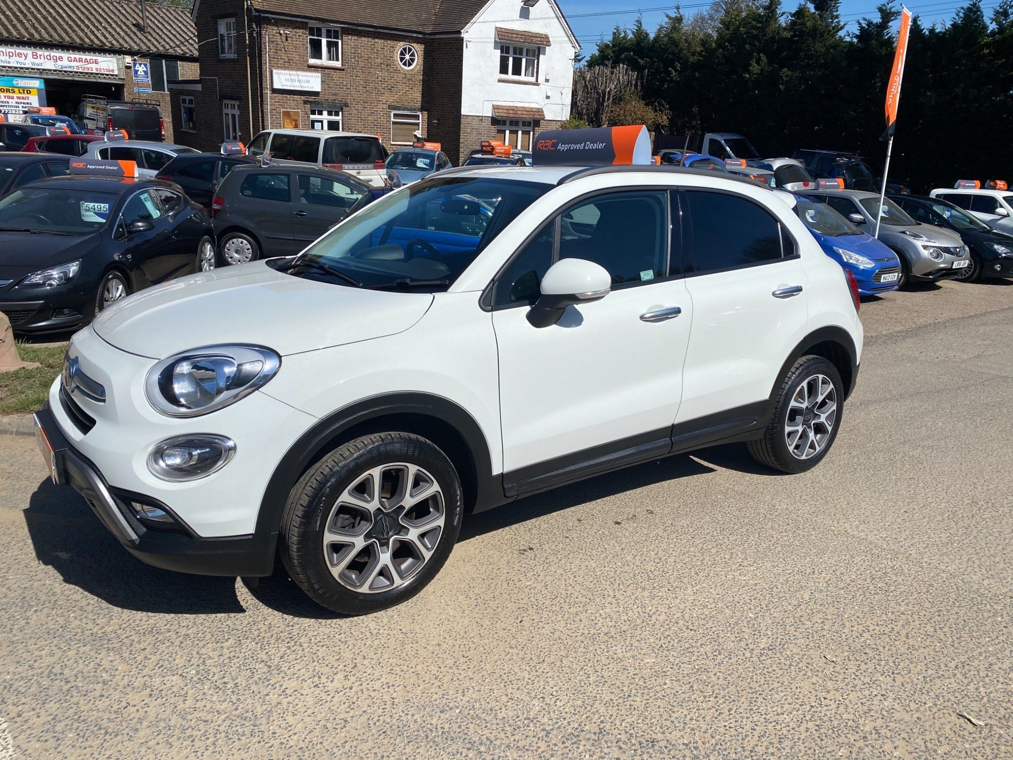 Used Fiat 500X for sale