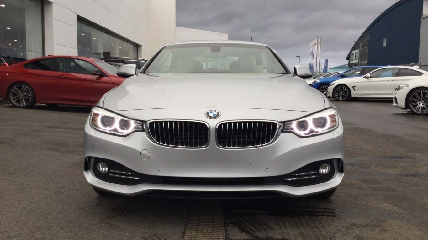 Image 4 - BMW 420d Luxury Convertible (ME16CJX)